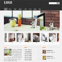 卫浴洁具网站模板